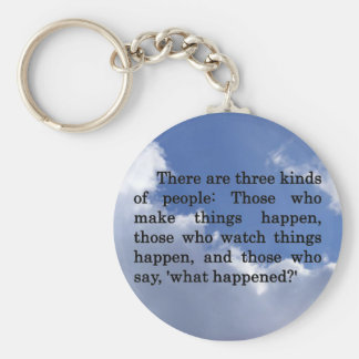 You are Appreciated Basic Round Button Key Ring