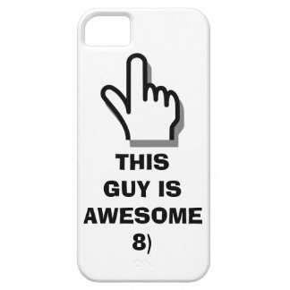 You are AWESOME! iPhone 5 Cover