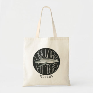 You Are Fintastic Custom Tote