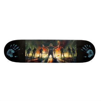 You Are Free Custom Skateboard