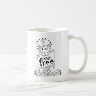 You Are Free Mugs