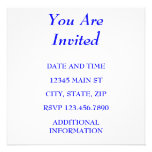 YOU ARE INVITED CUSTOM ANNOUNCEMENTS