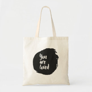 """You Are Loved"" Limited Edition Budget Tote Bag"
