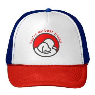 you are my best friend cap