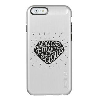 You Are My Precious Incipio Feather® Shine iPhone 6 Case