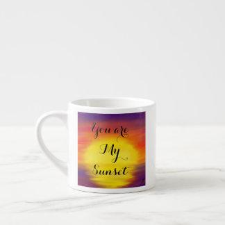 You are My Sunset Mug