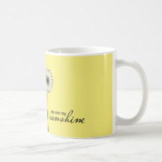 You Are My Sunshine 01 Coffee Mug