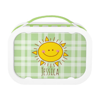 You Are My Sunshine Happy Cute Smiley Sunny Day Lunch Box