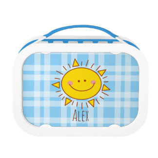You Are My Sunshine Happy Cute Smiley Sunny Day Lunch Boxes