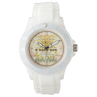 You Are My Sunshine Heart Wristwatches