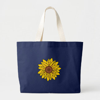 You are my Sunshine Large Tote Bag