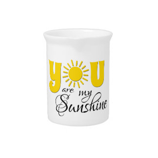 You are my sunshine pitcher
