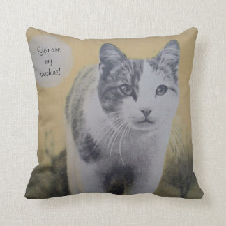 You Are My Sunshine! Throw Pillow