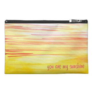You Are My Sunshine Travel Bag