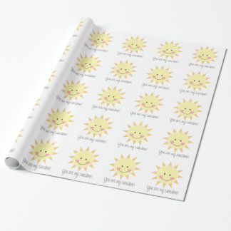 You Are My Sunshine! Wrapping Paper