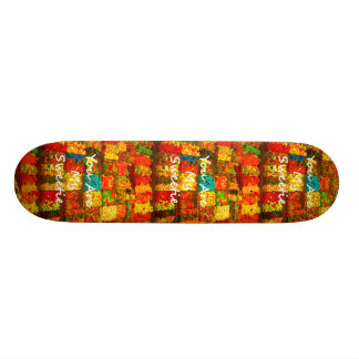 You Are My Sweetie 20.6 Cm Skateboard Deck