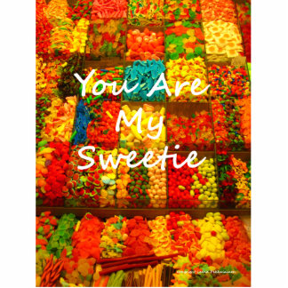 You Are My Sweetie Standing Photo Sculpture