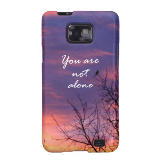 You Are Not Alone Galaxy SII Covers