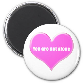 You are not alone. magnet