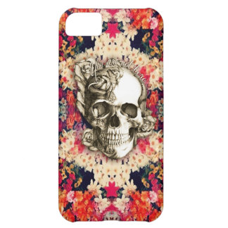 You are not here Day of the Dead floral art iPhone 5C Case