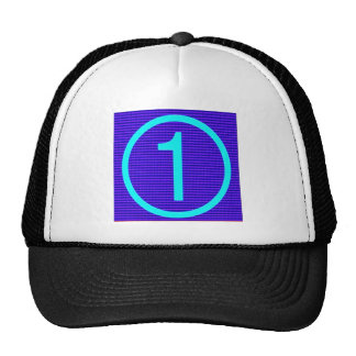You are NUMBER ONE - Achievers in Excellence Cap
