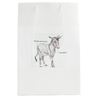You are somewhat completely special! medium gift bag