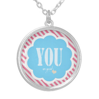 You Are Special Necklace With Heart