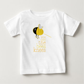 You Are The Bees Knees! (Roar & Hoot Collection) Baby T-Shirt