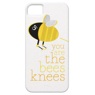 You Are The Bees Knees! (Roar & Hoot Collection) Case For The iPhone 5