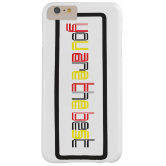 You are The best iPhone 6 Plus, Barely There Barely There iPhone 6 Plus Case