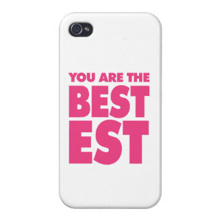 You Are The Bestest iPhone 4 Glossy Case