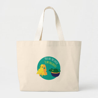 You Are The Cheese Canvas Bag