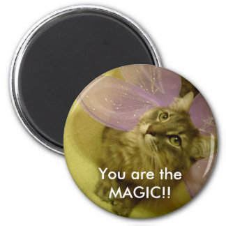 You are the MAGIC!! magnet