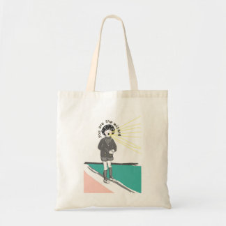 You Are The Wizard Budget Tote Bag