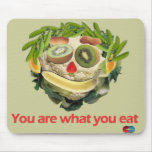 You Are What You Eat Mouse Mats