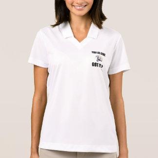 You Be Cool Got It? Polo Shirt (Women)