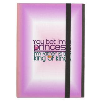 You Bet I'm a Princess iPad Air Cases