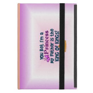 You Bet I'm a Princess iPad Mini Cover