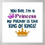 You Bet I'm a Princess Print