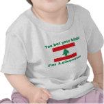 You bet your kibbi I'm Lebanese Tees