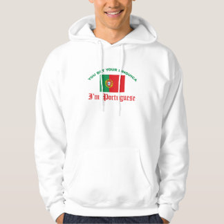 You Bet Your Linguica Pullover