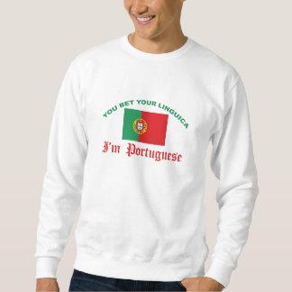 You Bet Your Linguica Sweatshirt