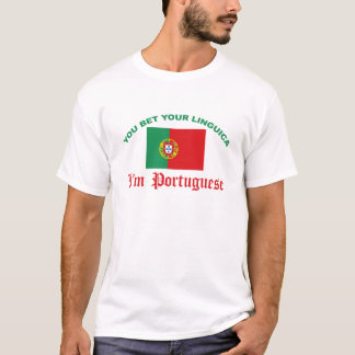 You Bet Your Linguica T-Shirt