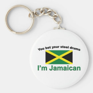 """""""You bet your steel drums... Keychains"""