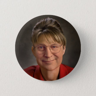 You Betcha! Sarah Palin & Dick Cheney VP, Politics 6 Cm Round Badge