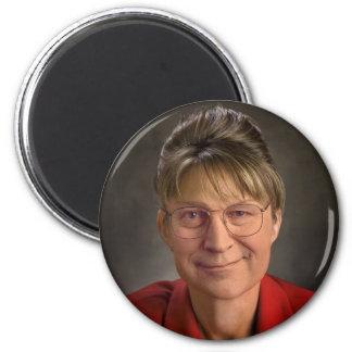 You Betcha! Sarah Palin & Dick Cheney VP, Politics Refrigerator Magnet