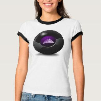 You Betcha - Sarah Palins Magic 8 Ball Tshirts
