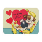 You Bowl be OVER Valentine Magnet