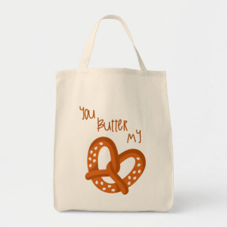 You Butter My Brez'n Tote
