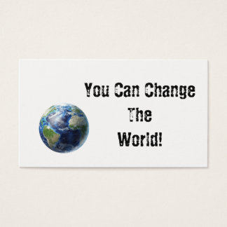 You Can Change The World Acts Of Kindness Cards